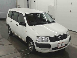 TOYOTA SUCCEED 2014/06 NCP51-0328945