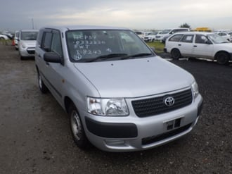 TOYOTA SUCCEED 2014/07 NCP51-0332220