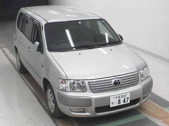 TOYOTA SUCCEED 2013/04 NCP58-0088520