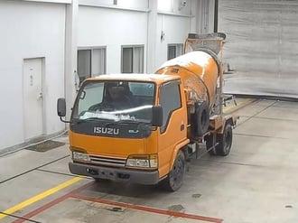 ISUZU ELF 2000/09 NKR71G-7404776