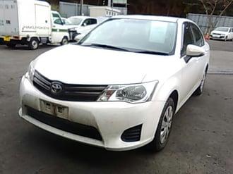 TOYOTA AXIO 2012/12 NZE164-7007552
