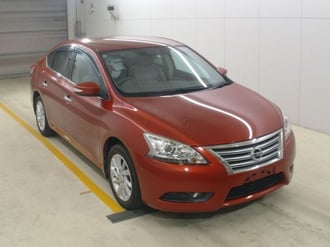 NISSAN SYLPHY 2014/10 159829