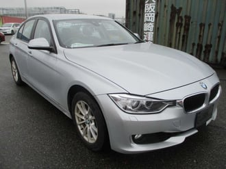 BMW 3 SERIES 2015/03 WBA3B16010NS-60220
