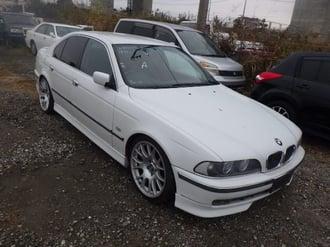 BMW 5 SERIES 1998/10 WBADD42000BV-18380