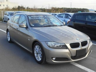 BMW 3 SERIES 2010/12 WBAPG36090NM-95978