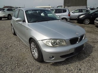 BMW 1 SERIES 2004/12 WBAUF52000PM-74772