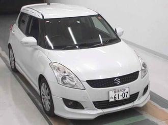 SUZUKI SWIFT 2012/08 ZC72S-205871