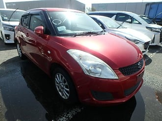 SUZUKI SWIFT 2011/03 158834